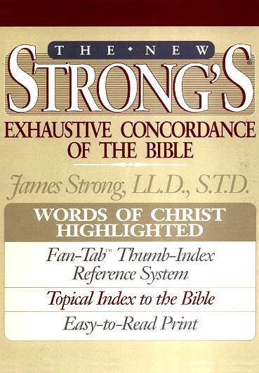 bible concordance Software - Free Download bible ...
