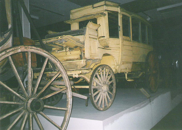 The Wagon Train <br /><em>An Allegory Pertaining To Historicism</em>
